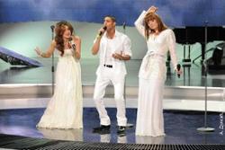 Sirusho, Jelena Tomasevic & Boaz
