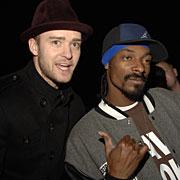 Snoop Dogg & Justin Timberlake