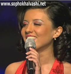 Sopho Khalvashi