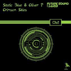 Static Blue & Oliver P