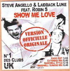 Steve Angello & Laidback Luke Feat. Robin S