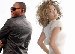 Taio Cruz & Jennifer Lopez