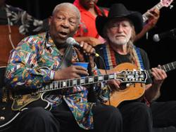 B.b. King & Willie Nelson
