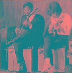 B.b.king&eric Clapton