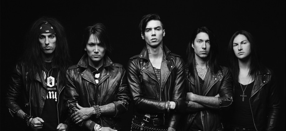 the legacy black veil brides скачать
