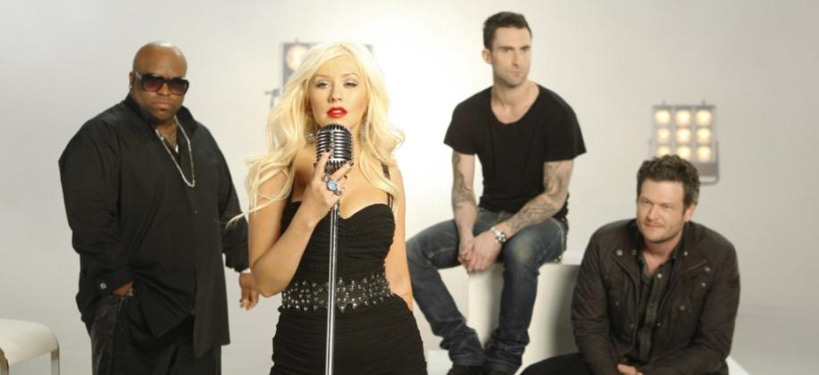 Maroon 5 feat Christina Aguilera