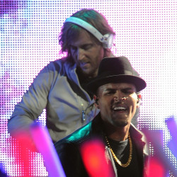 Chris Brown feat. David Guetta
