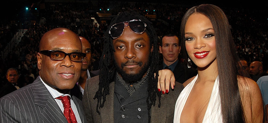 Rihanna & Will.i.am