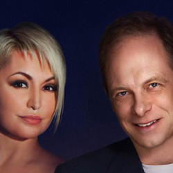 Сергей Куренков и Катя Лель