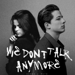Selena gomez ft. Charlie puth we don't talk anymore в mp3.