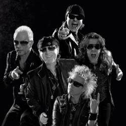 Scorpions слушать онлайн все альбомы