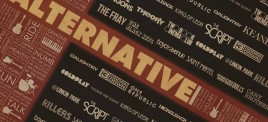 Музыкальная подборка: Лучшая зарубежная альтернатива