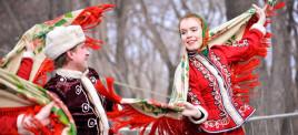 Музыкальная подборка: Русские народные песни