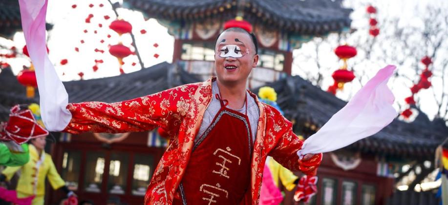 Китайские народные песни