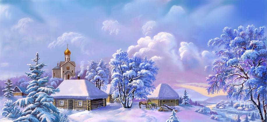 Зимняя музыка