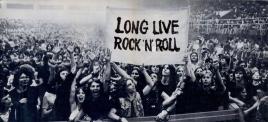 Музыкальная подборка: Всемирный праздник рок-н-ролла
