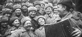 Музыкальная подборка: Песни военных лет