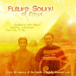 Обложка Aly & Fila - Future Sound Of Egypt 294 (FSOE)