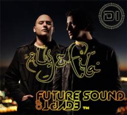 Обложка Aly & Fila - Future Sound Of Egypt 326 (FSOE)