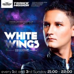 Обложка RYDEX - White Wings Sessions #027
