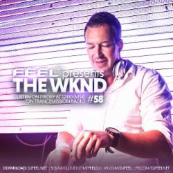 Обложка Feel - THE WKND #058 (TranceMission radio)