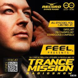 Обложка DJ Feel - TranceMission (23-04-2015)
