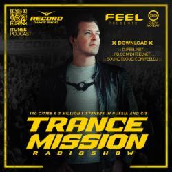 Обложка DJ Feel - TranceMission (11-07-2016)