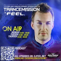 Обложка DJ Feel - TranceMission (04-03-2014)