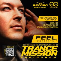 Обложка DJ Feel - TranceMission (12-02-2015)