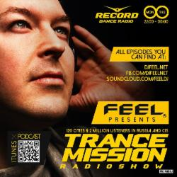 Обложка DJ Feel - TranceMission (09-02-2015)