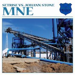 Обложка DJ Feel - Setrise vs. Johann Stone - MNE (DJ Feel Radio Remix)