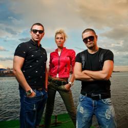 """Обложка Nadya VOZDUH - Радио шоу """"Свежий Воздух"""" на DFM (feat. Andrey Vakulenko, Slava Factor) / 29.06.2012"""