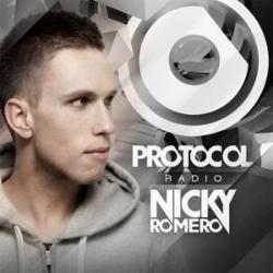 Обложка Nicky Romero - Protocol Radio 090