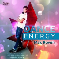 Обложка Max Roven - Dance Energy TOP 2013 (01-01-2014) [GTI Radio]