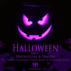 Обложка Syntheticsax & Dimixer - Halloween Party (Denis Mash & DJ Karabanov Remix)