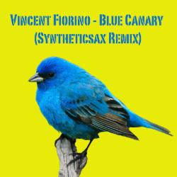 Обложка Vincent Fiorino - Blue Canary (Syntheticsax Remix extended)