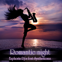 Обложка Euphoria Dj's feat Syntheticsax - Romantic Night