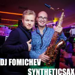 Обложка Syntheticsax & Dj Fomichev - Live Sax Deep House Mix From Etaj