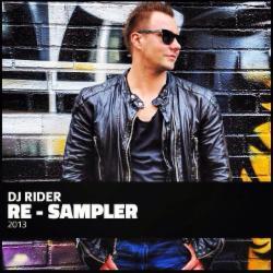 Обложка DJ RIDER - In The Club (Radio Mix)