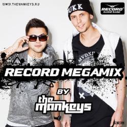 Обложка The Mankeys - Record Megamix #010