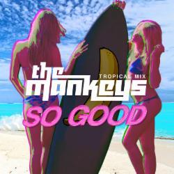 Обложка The Mankeys - So Good (Original Tropical Mix)