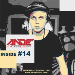 Обложка ANDE - INSIDE #14