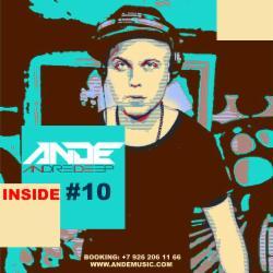 Обложка ANDE - INSIDE #10
