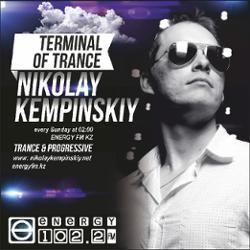 Обложка Nikolay Kempinskiy - Terminal of Trance 080