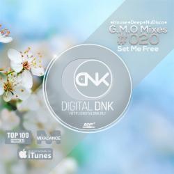 Обложка Digital DNK - G.M.O Mixes (#020 Set Me Free) [digitaldnk.ru]