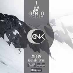 Обложка Digital DNK - G.M.O (#039 Lonely One)