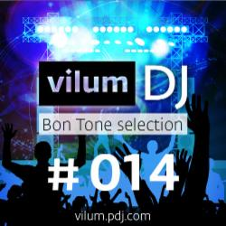 Обложка DJ Vilum - Bon Tone selection #014 (2014)