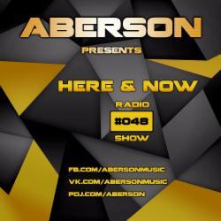 Обложка Aberson - Here & Now Radio Show 048 (2015)
