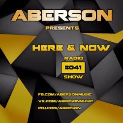 Обложка Aberson - Here & Now Radio Show 041