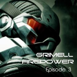 Обложка Grimell - Firepower 003 (mix)